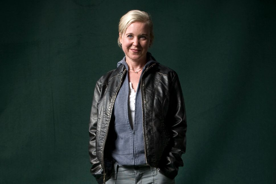 Kristin Hersh is a musical genius. I am writing this as the photo caption because I can.