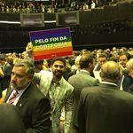 David Miranda, do PSol, pede proteção à Câmara após