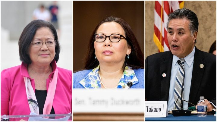 Sen. Mazie Hirono (D-Hawaii), Sen. Tammy Duckworth (D-Ill.) and Rep. Mark Takano (D-Calif.) have introduced the Korematsu-Tak