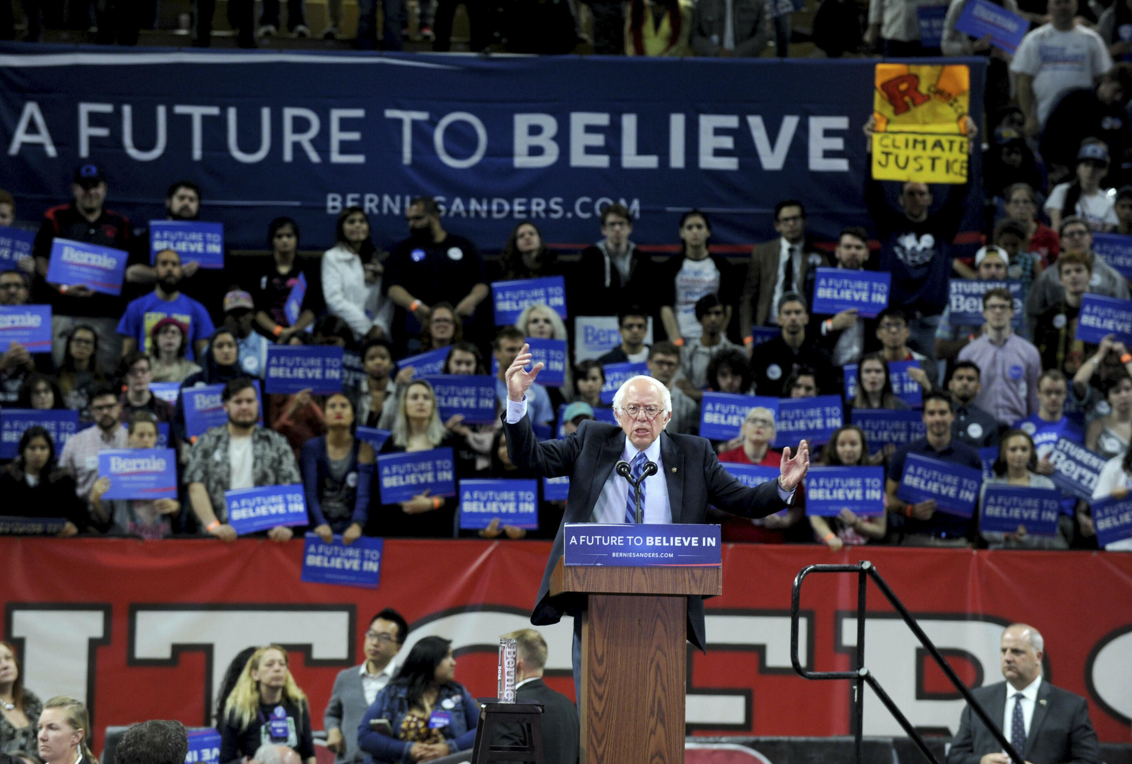 Bernie Sanders Raised 4 Million In First 12 Hours After Announcing 2020 Presidential Bid