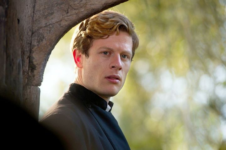 """Grantchester"" on Amazon Prime."