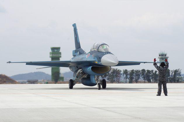 F2戦闘機の資料写真
