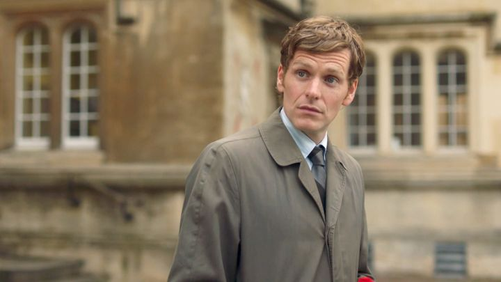 """Endeavour"" on Amazon Prime."
