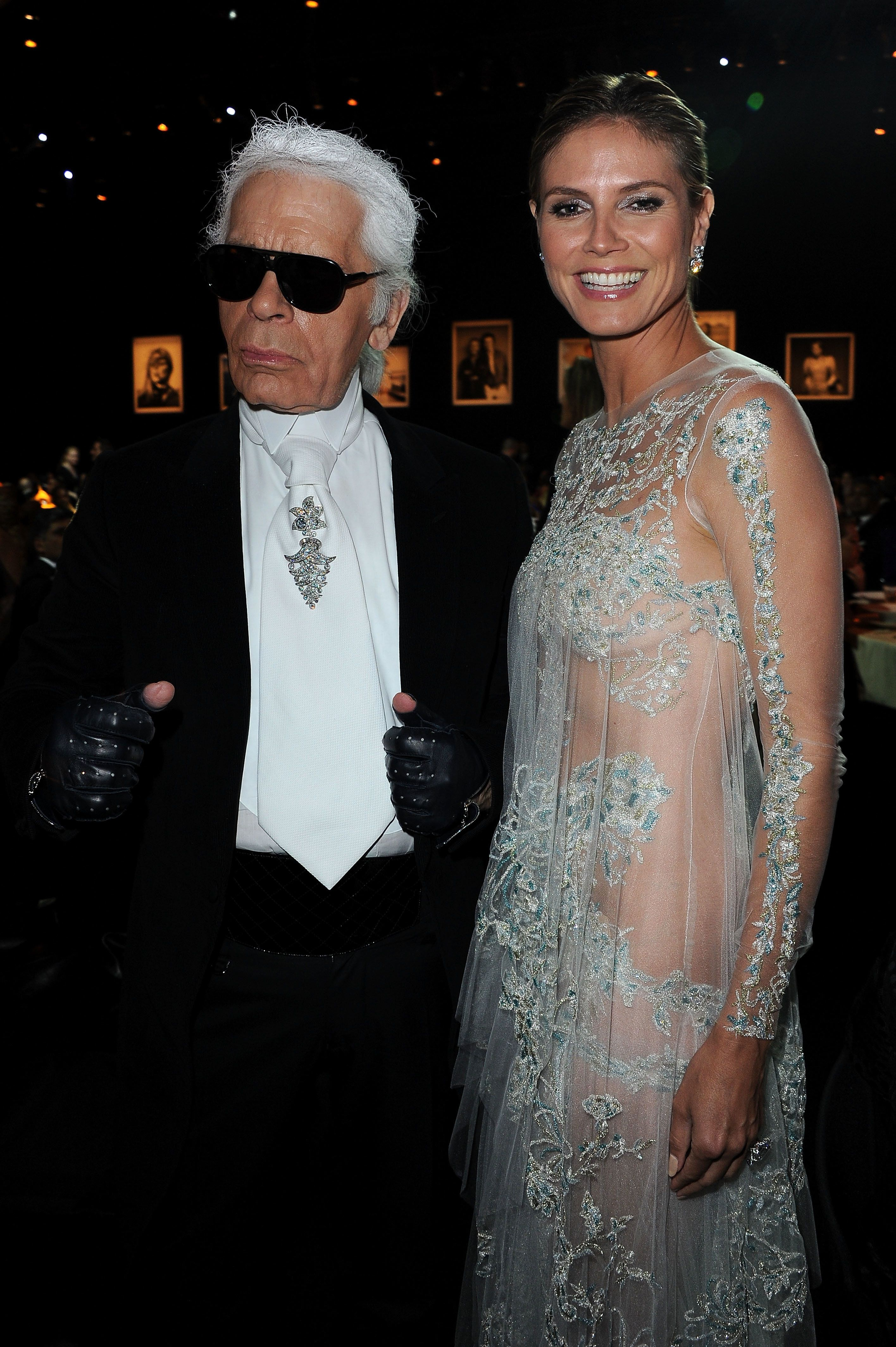 Here's Why People Are Debating Karl Lagerfeld's