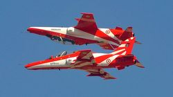 Surya Kiran Pulled From Display At Aero India After Crash Kills