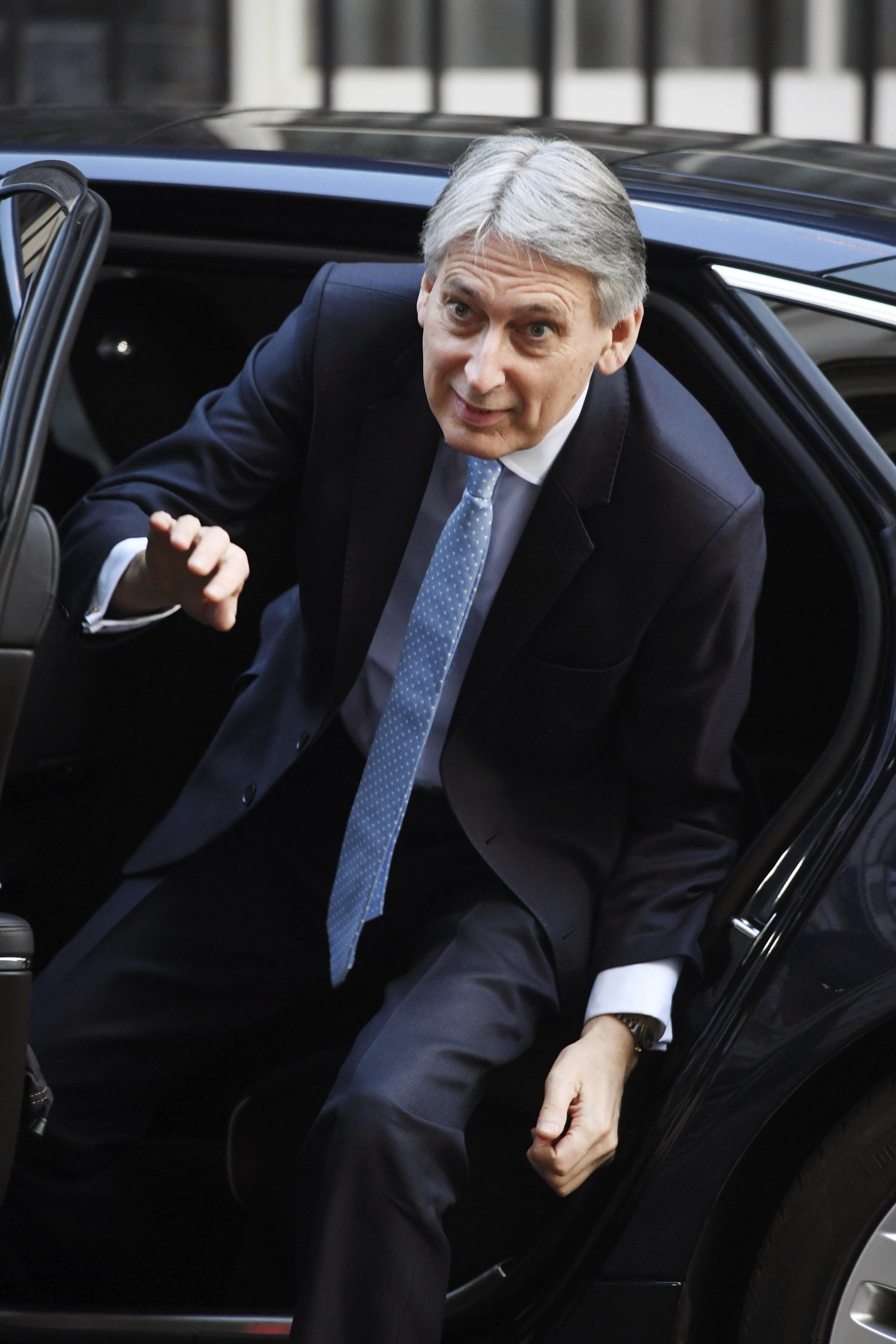 Χάμοντ: Το Brexit άνευ συμφωνίας θα προκαλούσε «αμοιβαία