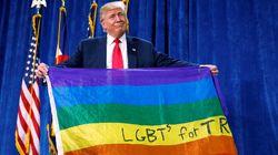 미국이 동성애 비범죄화 글로벌 캠페인에