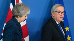 May kommt mit neuen Brexit-Plänen nach Brüssel,zuhause sind die Hardliner