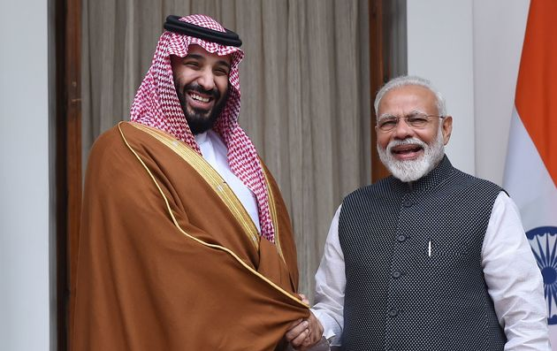 Saudi Arabia's Mohammed bin Salman Foresees 'Good Things' With India As Kashmir