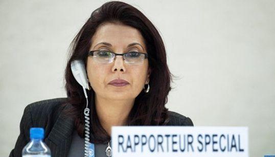 Najat Maalla M'jid nommée membre d'une instance de l'ONU contre l'exploitation et les abus