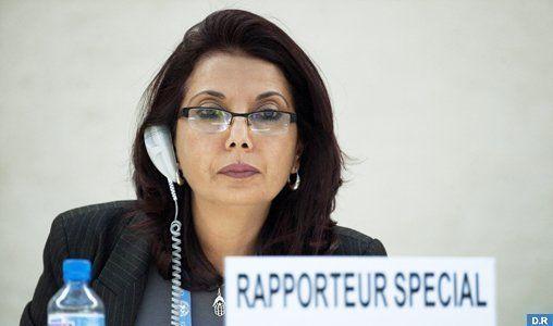 ONU: Najat M'jid nommée membre du Comité consultatif de la société civile sur la prévention de l'exploitation...