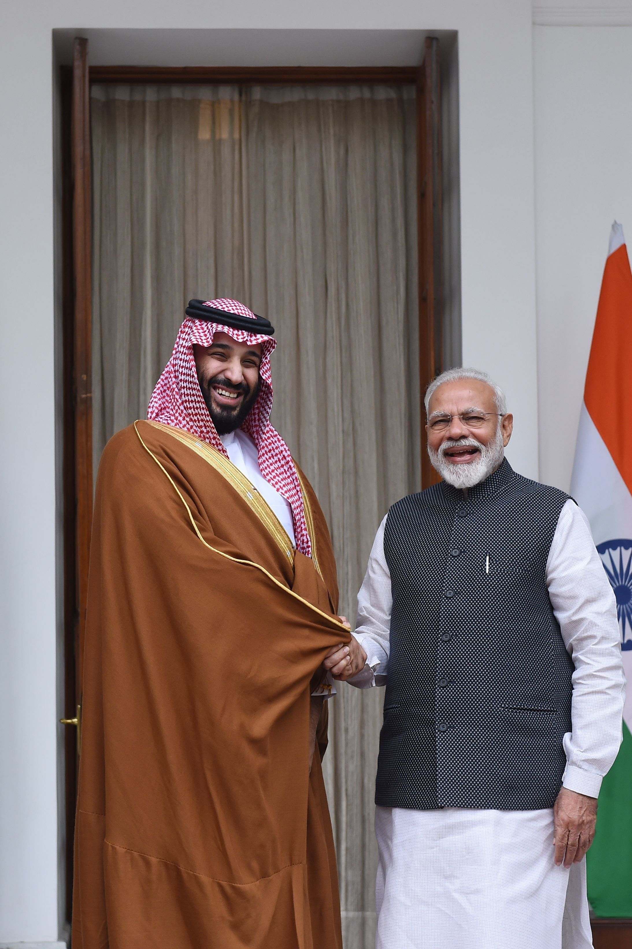 Terrorism A Common Concern With India, Says Saudi Crown Prince In Joint Statement With