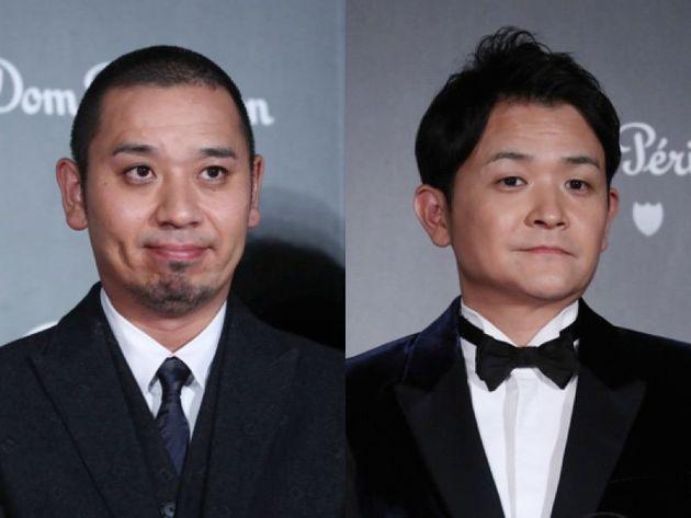 お笑いコンビ「千鳥」のメンバー(GQ MEN OF THE YEAR 2018