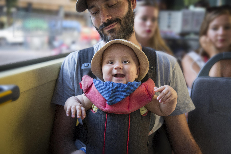 Vollzeit-Väter sind immer noch die Ausnahme – dabei hätte es diese vier