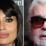 Jameela Jamil Labels Karl Lagerfeld A 'Fat-Phobic Misogynist' Following The Chanel Designer's