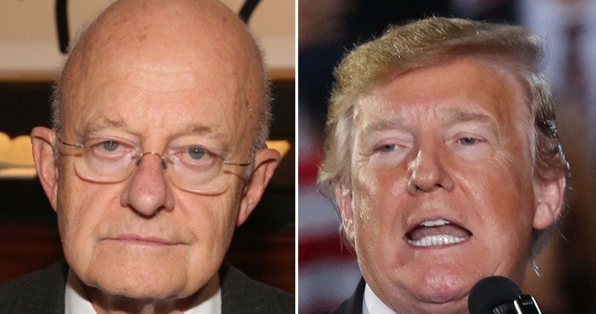 James Clapper: Trump May Be A Russian Asset 'Whether Witting Or Unwitting'