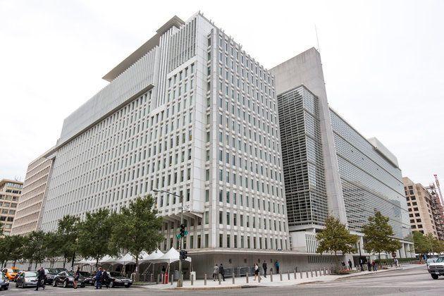 Siège du Groupe Banque Mondiale à Washington