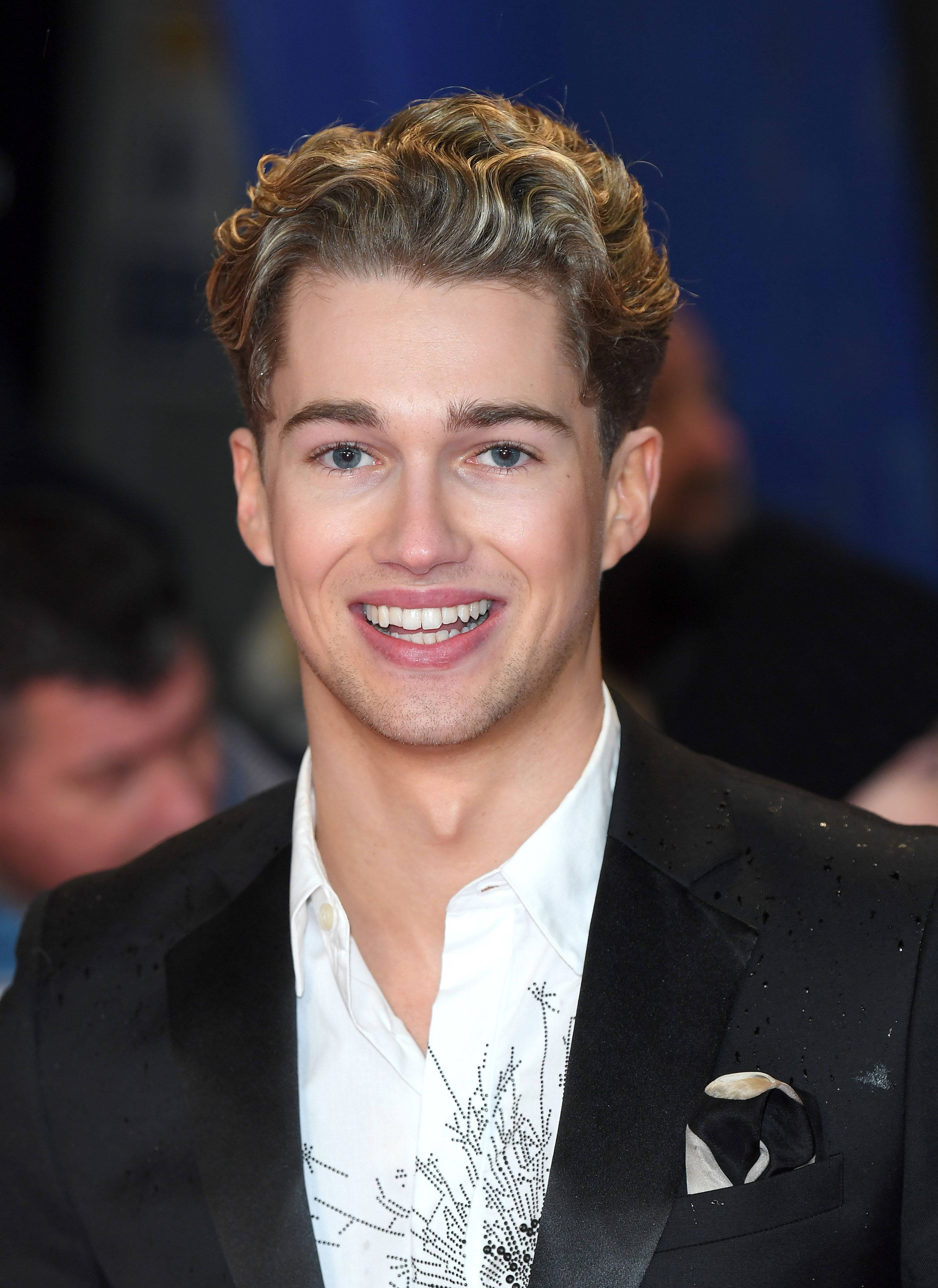 Strictly's AJ Pritchard Doesn't Want To 'Label' His