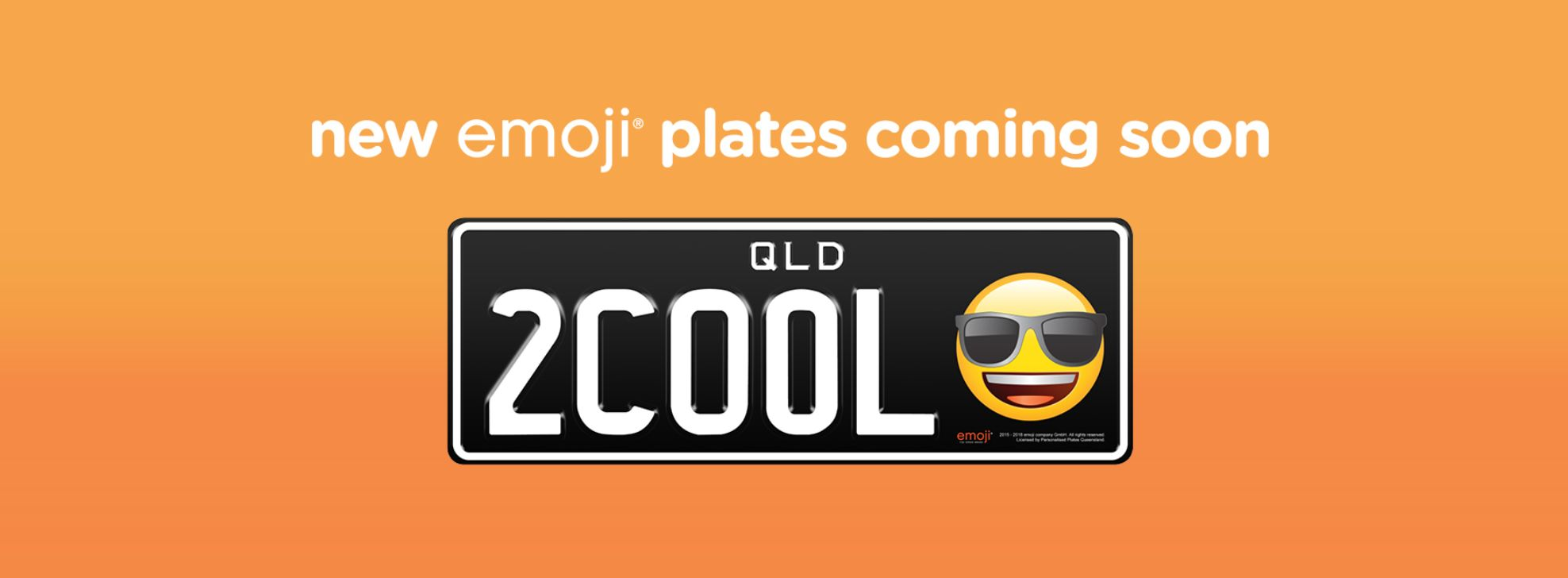 EXPRESS YOURSELF: Aussies Can Now Emoji Their Number Plates With The 'Winky Face' Or 'Heart