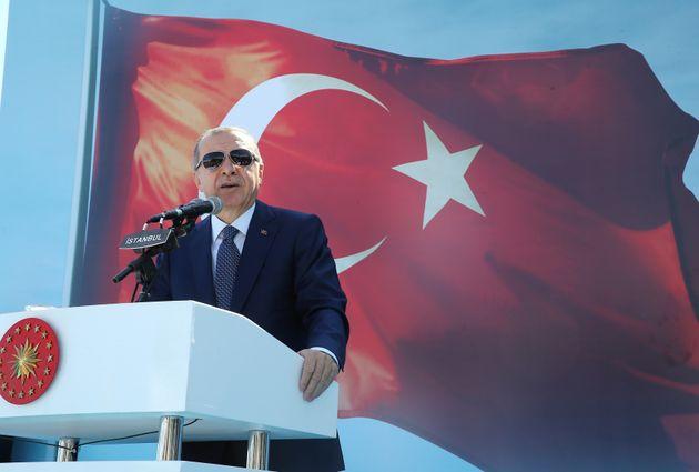 Ο Ερντογάν ό,τι θυμάται