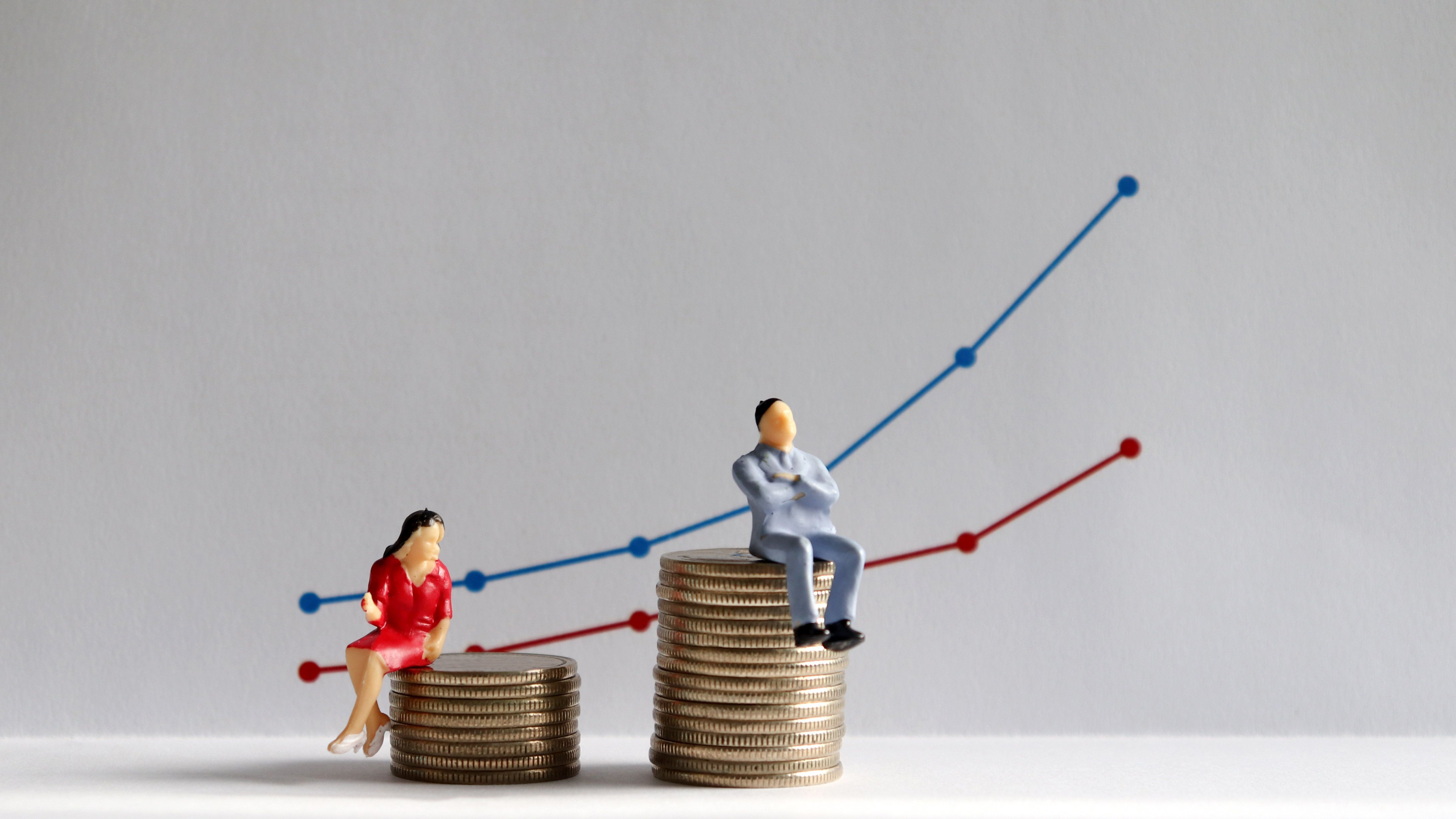 Hang On, The Gender Pay Gap Is Actually Growing – Not Getting
