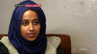 Hoda Muthana describes her decision to join ISIS in Syria, the process for selecting a husband, being a widow with a child and whether she expects punishment if she returns to the U.S.
