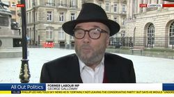 Watch George Galloway Go Full George Galloway In Jaw-Dropping Sky News