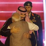 Congress Slams Modi Over 'Grand Welcome' To Saudi Crown