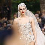 Karl Lagerfeld: la dernière mariée Chanel lui rend