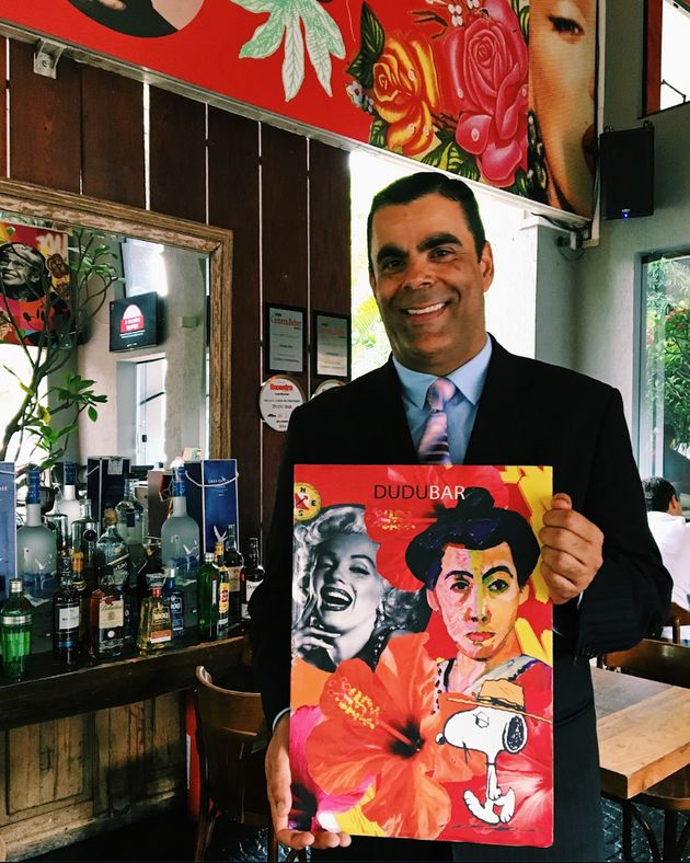 Ivanildo Carvalho: experiência em gestão somada a simpatia o fazem um dos mais conhecidos...