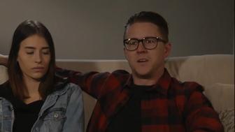 Ryan Osmun and his girlfriend Jessika McNeill