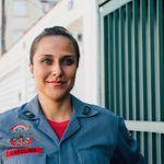 A determinação de Carol Settanni, a 1ª Tenente do Corpo de Bombeiros de São