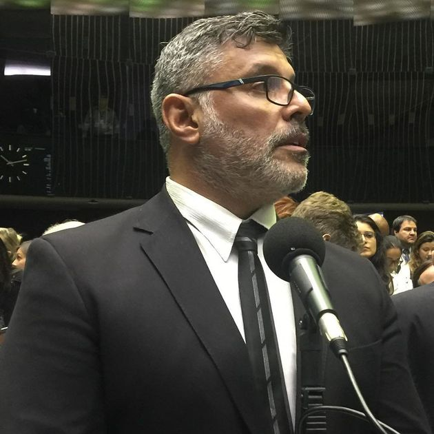 O deputado federal Alexandre Frota fez críticas duras a Wagner Moura e o filme Marighella no plenário...