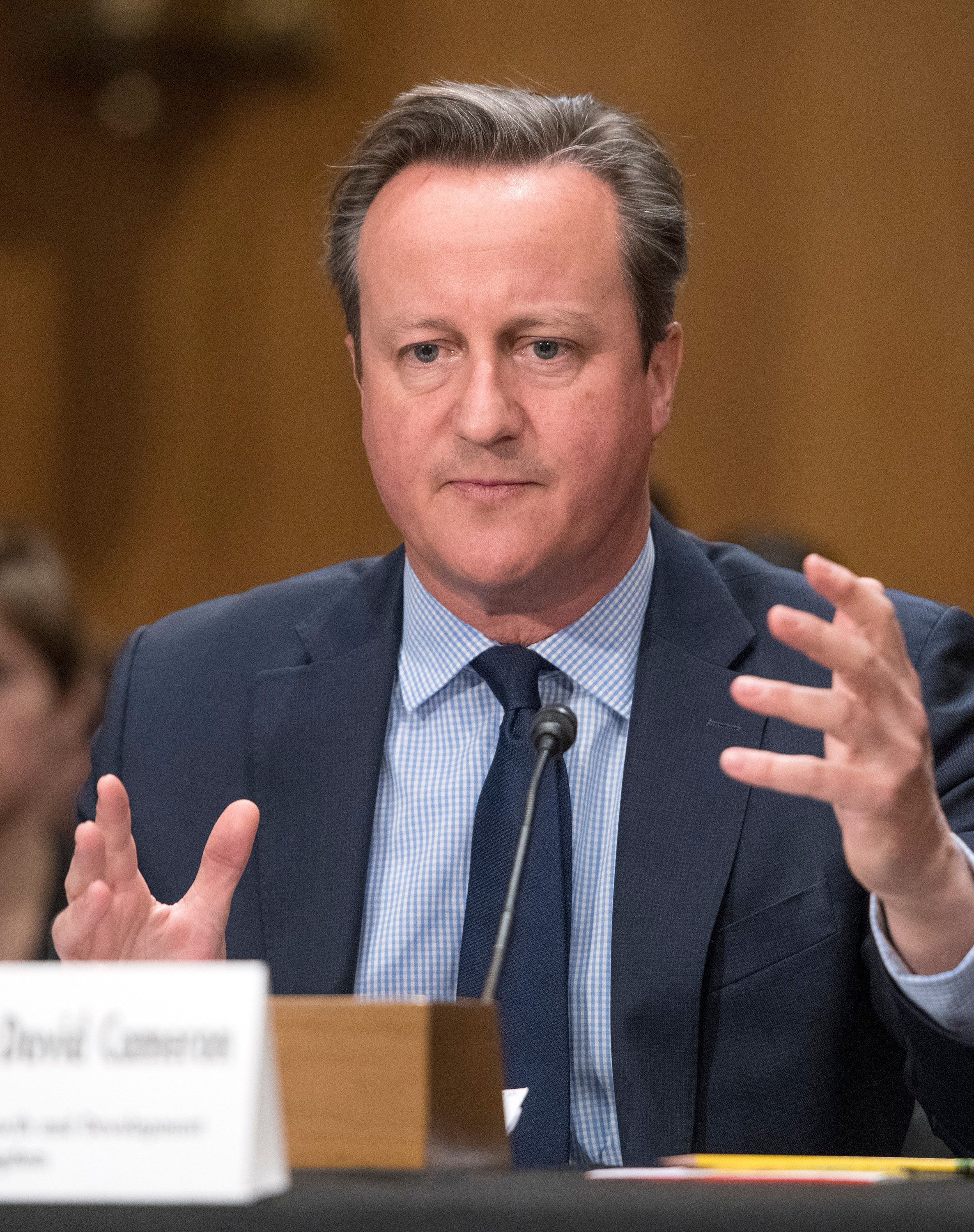 David Cameron Warns Tories To Stay 'Modern' And 'Compassionate' Following