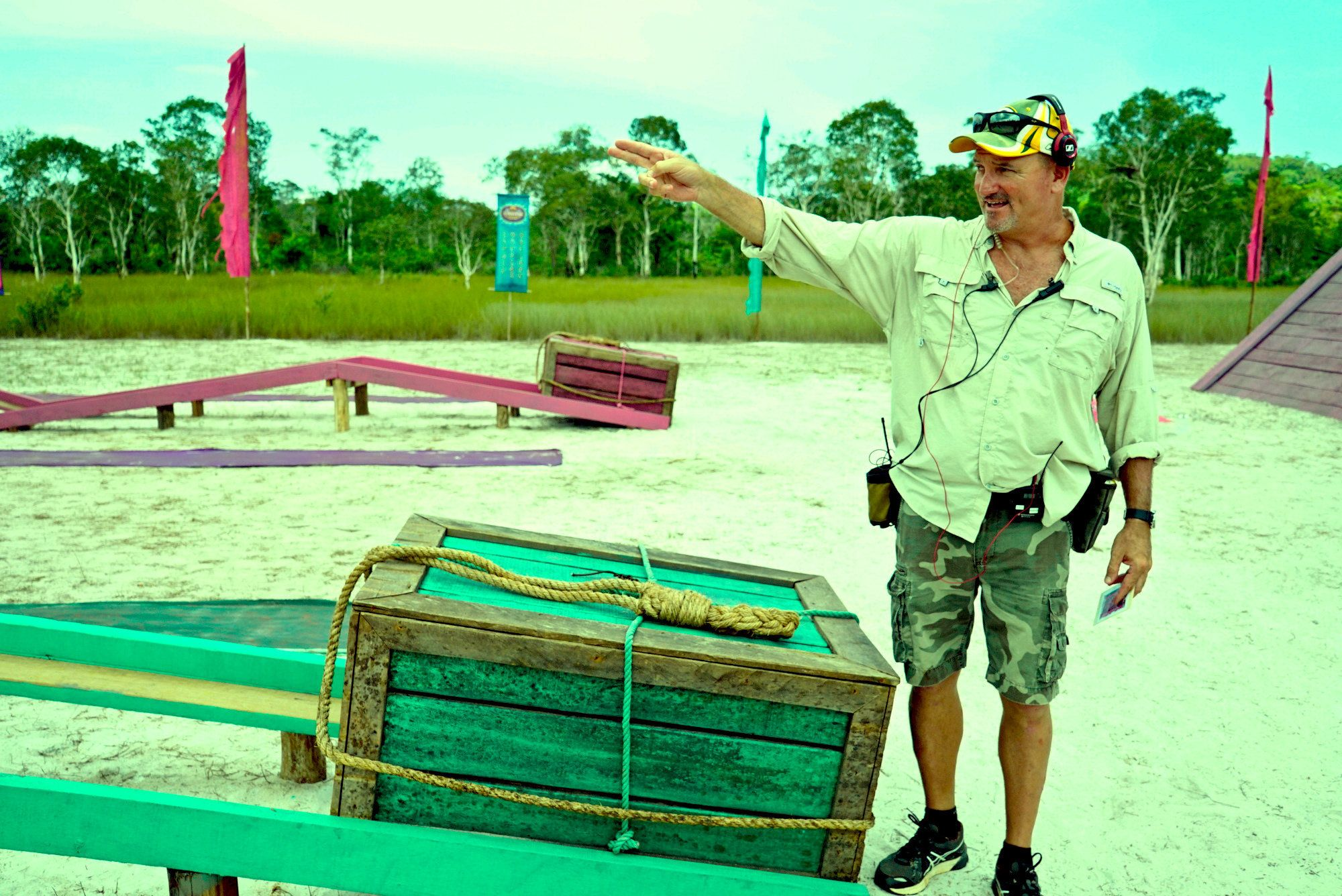 The Torture King Of Reality TV Explains How He Dreams Up 'Survivor'