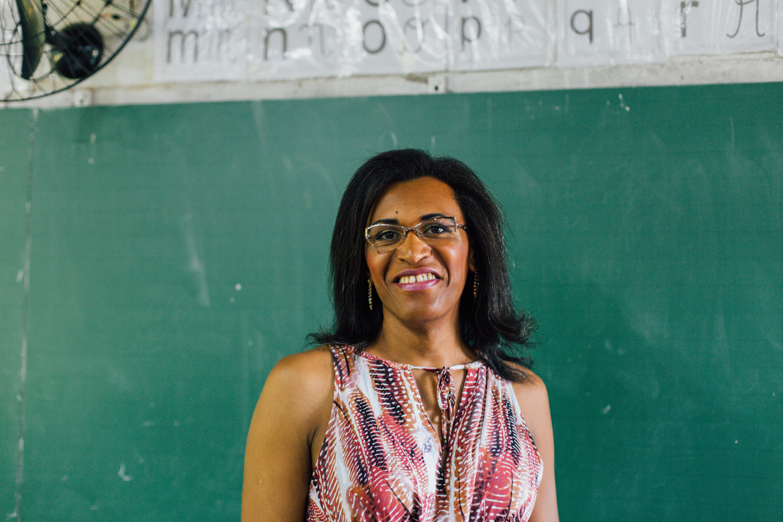 O legado de Paula Beatriz, a 1ª diretora trans de uma escola pública em São