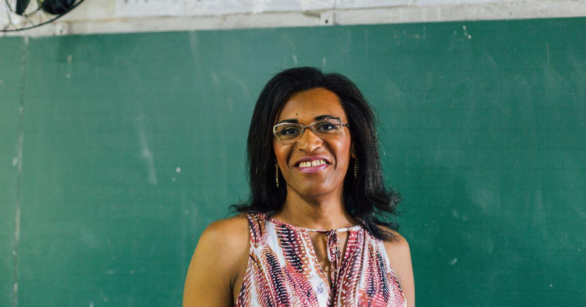 O legado de Paula Beatriz, a 1ª diretora trans de uma escola pública em São Paulo
