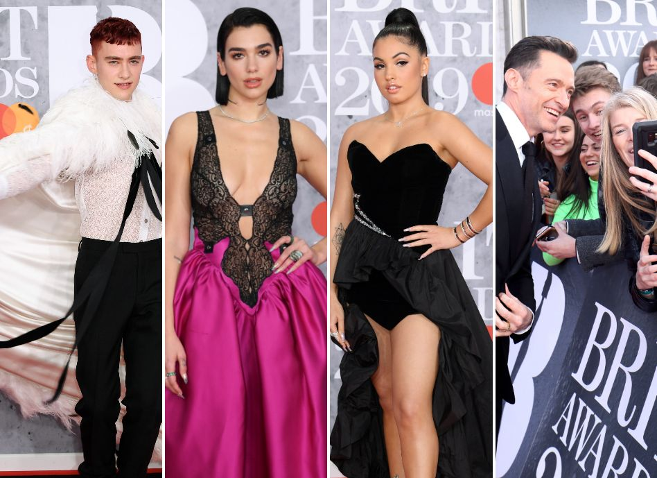 SNAP HAPPY: All The Red Carpet Photos You Need To See From This Year's Brit