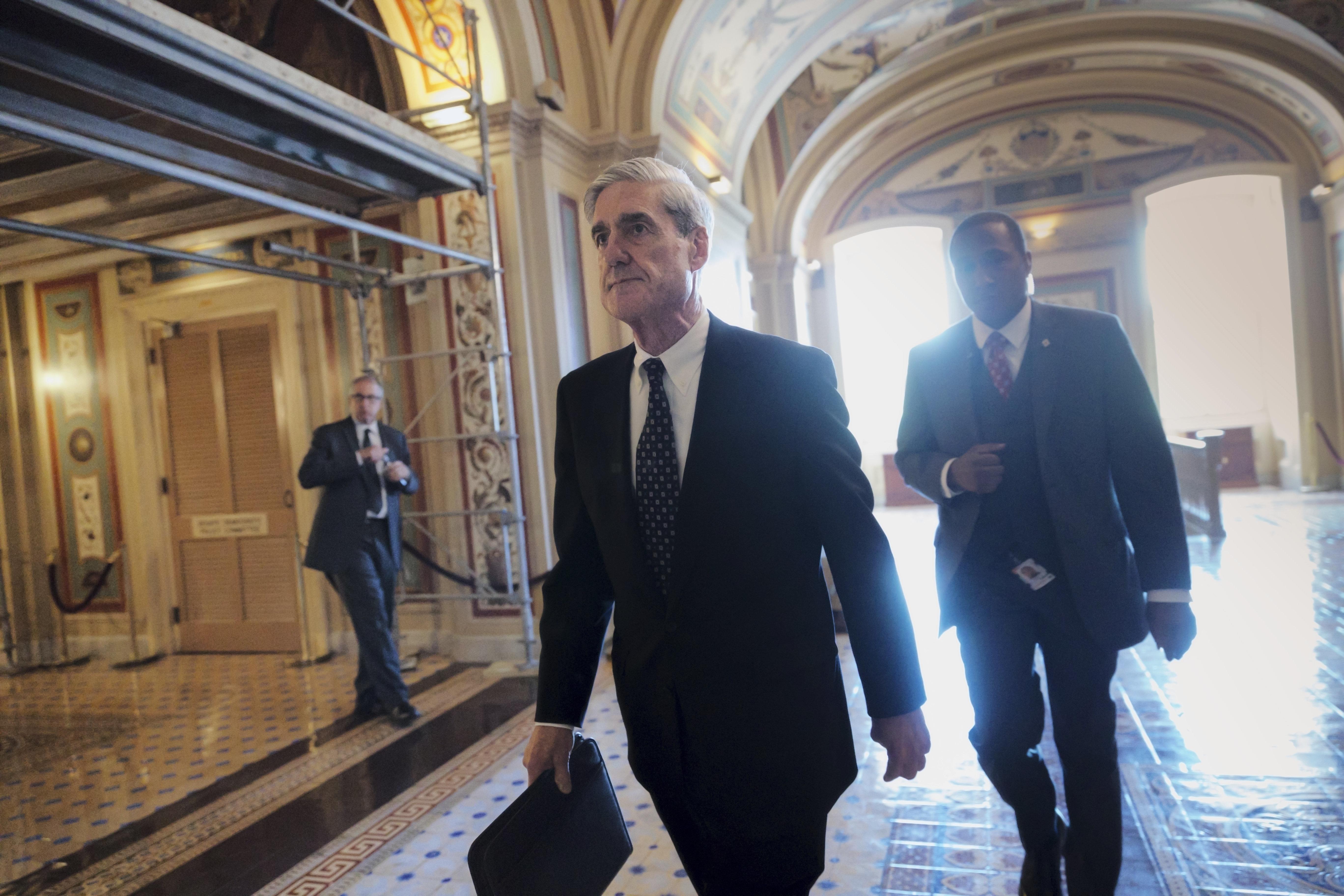 The Mueller Report Is