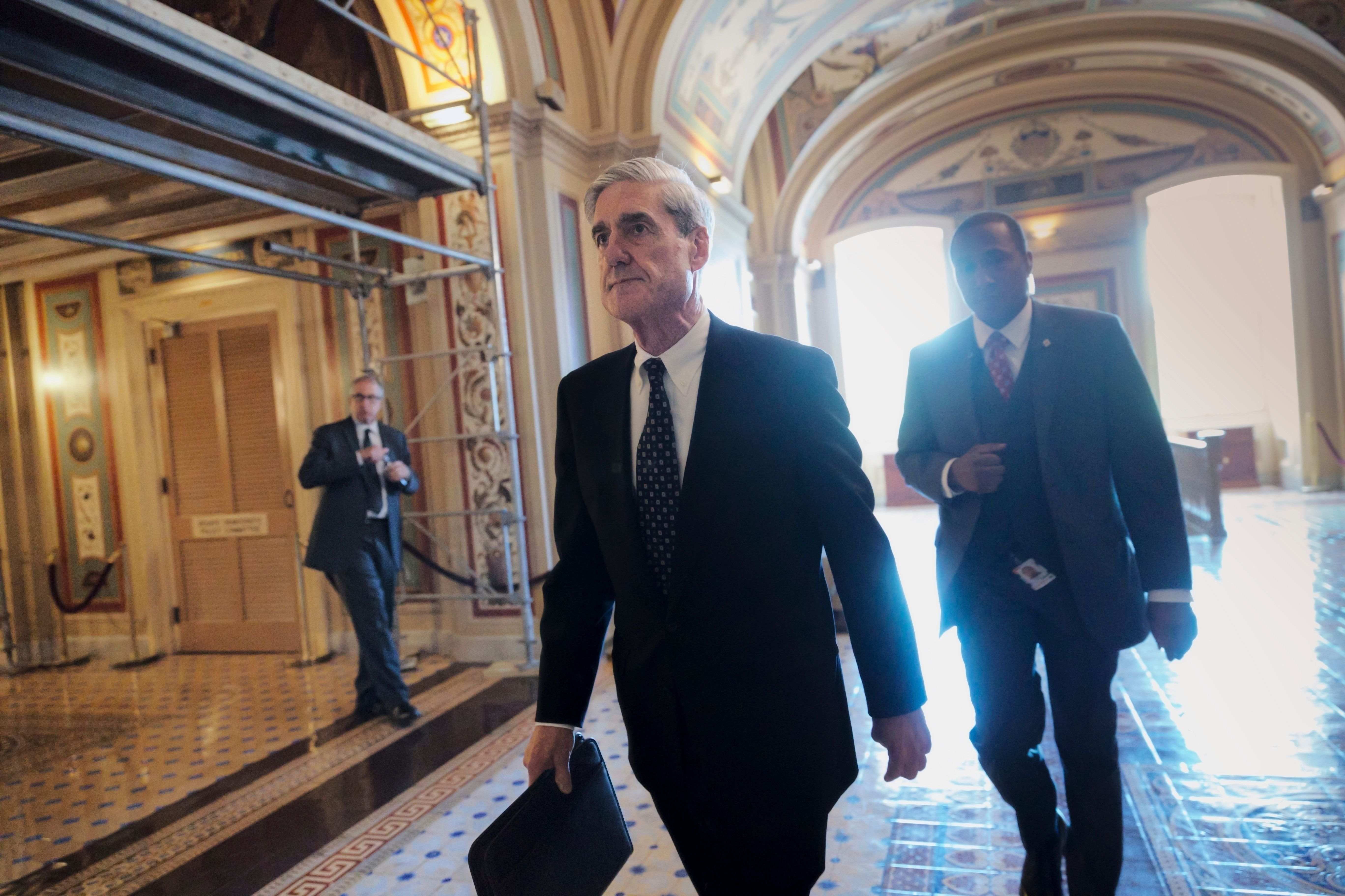 Special counsel Robert Mueller's investigation into the Trump campaign and Russia has drawn to a close.