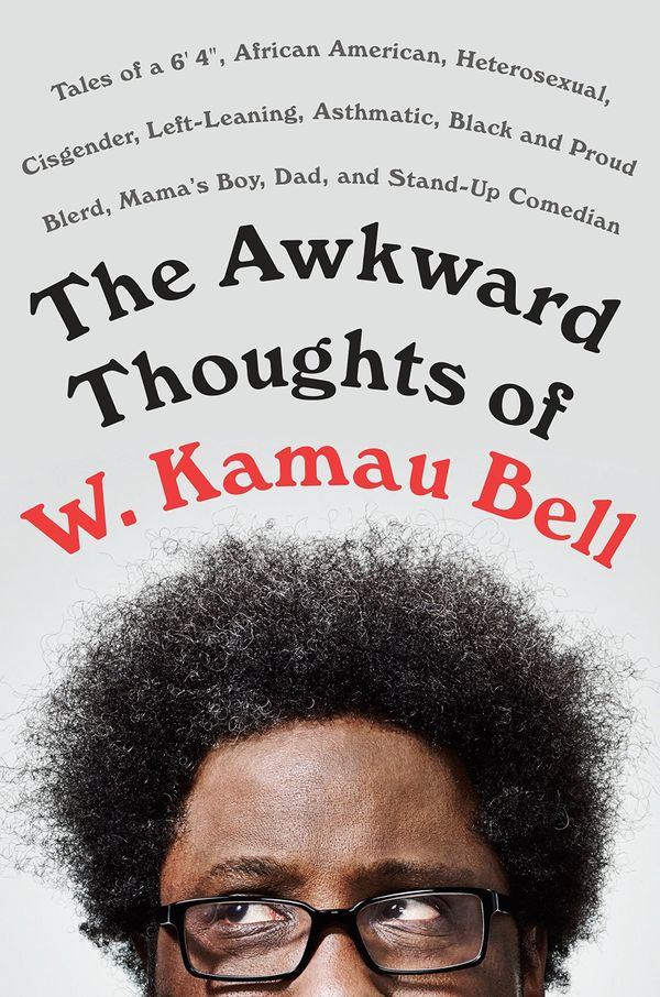 """In this book, 'awkward' is a filter, a way to view the author's thoughts on the remaking of this country. Bell deconst"