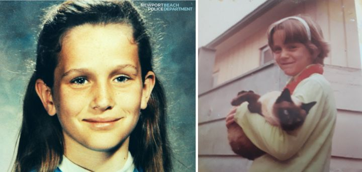 Linda O'Keefe was walking home from summer school in 1973 when authorities say she was abducted and strangled.