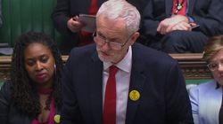 Jeremy Corbyn To Tell EU Leaders Parliament Will Not Allow No-Deal