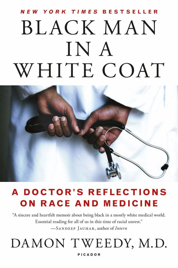 """<i>Black</i><i> Man in a White Coat</i>&nbsp;offers a clear, informative and uncommonly balanced assessment. Tweedy unflinch"