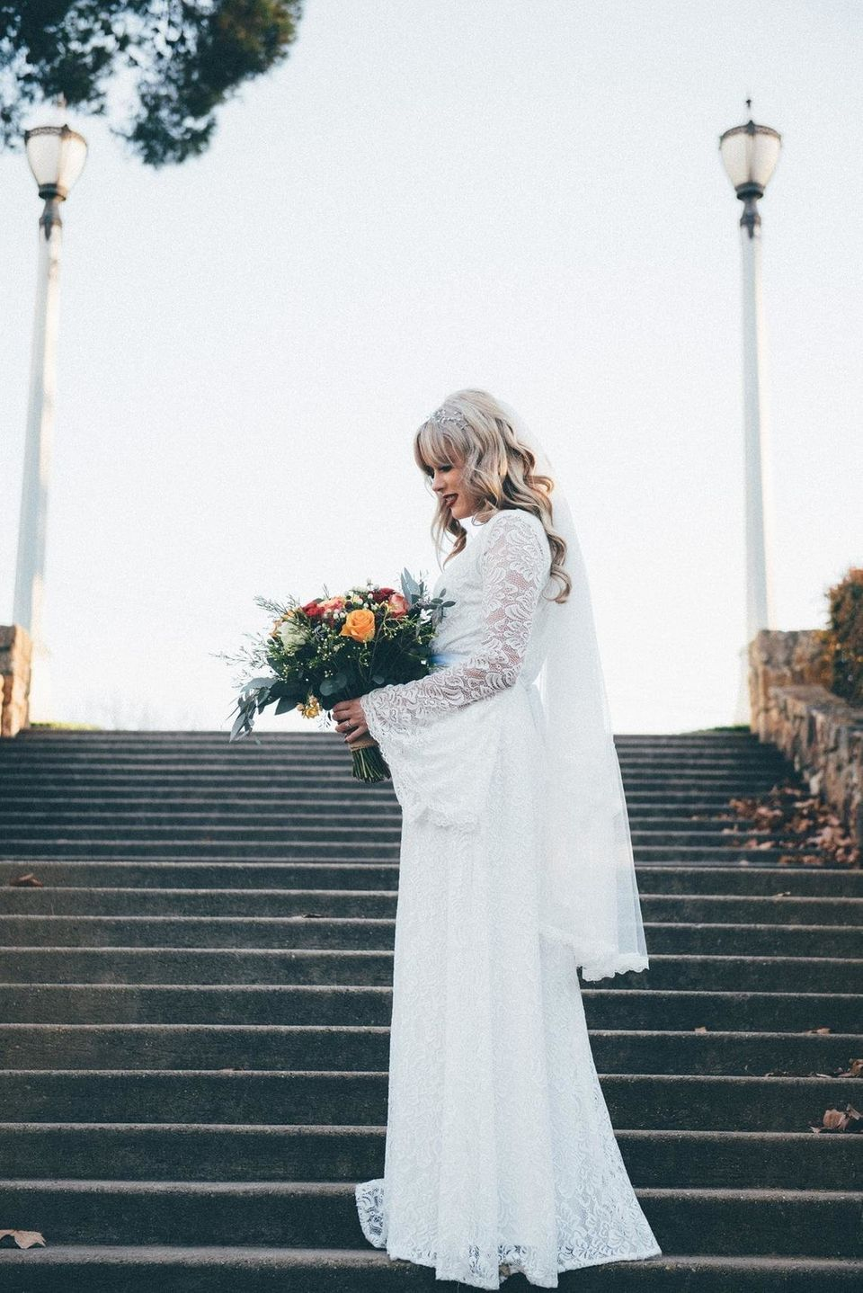 The Best Etsy Wedding Dress Shops To Find A Unique Dress Online Huffpost Life