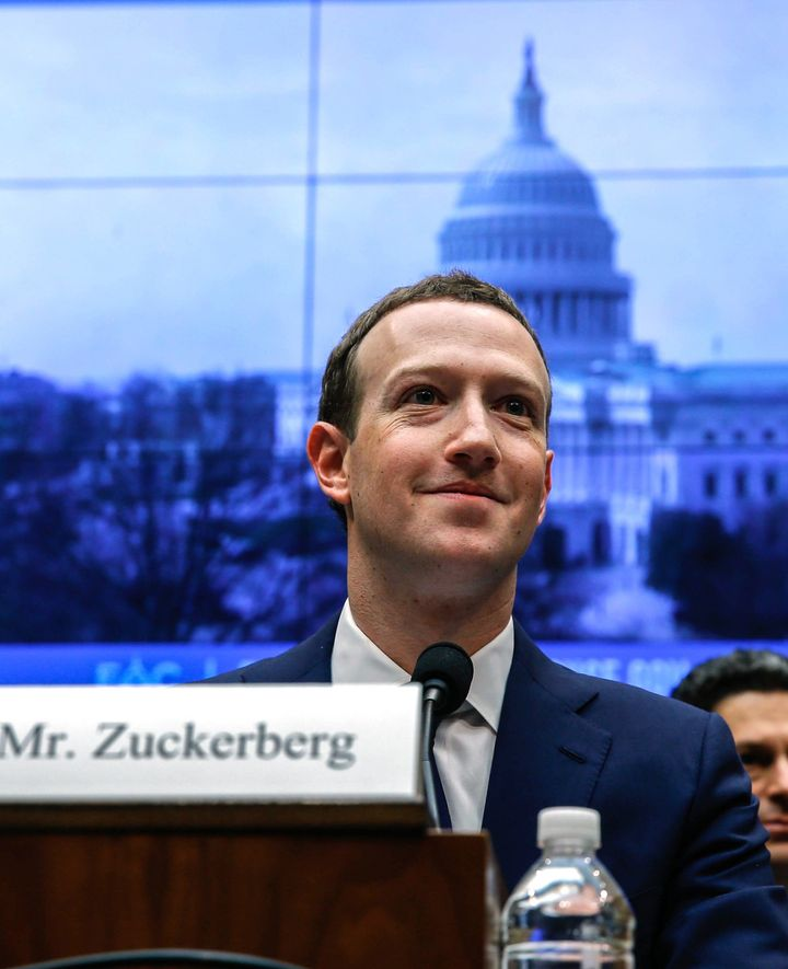 Facebook CEO Mark Zuckerberg is one of many Silicon Valley executives to testify before Congress about the many abuses in the