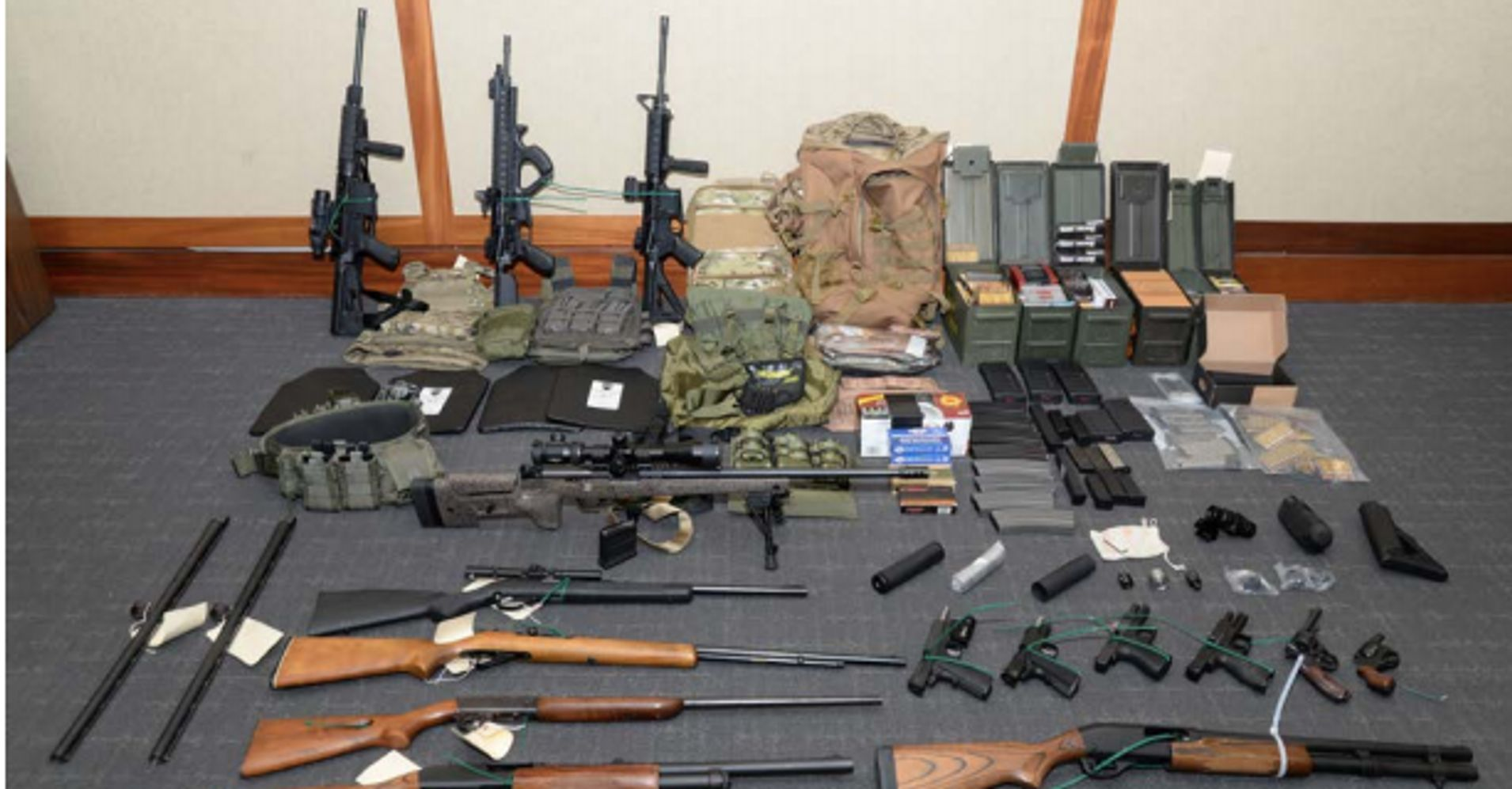 Feds: Racist 'Domestic Terrorist' Coast Guard Lieutenant Plotted To Kill Democrats, Reporters