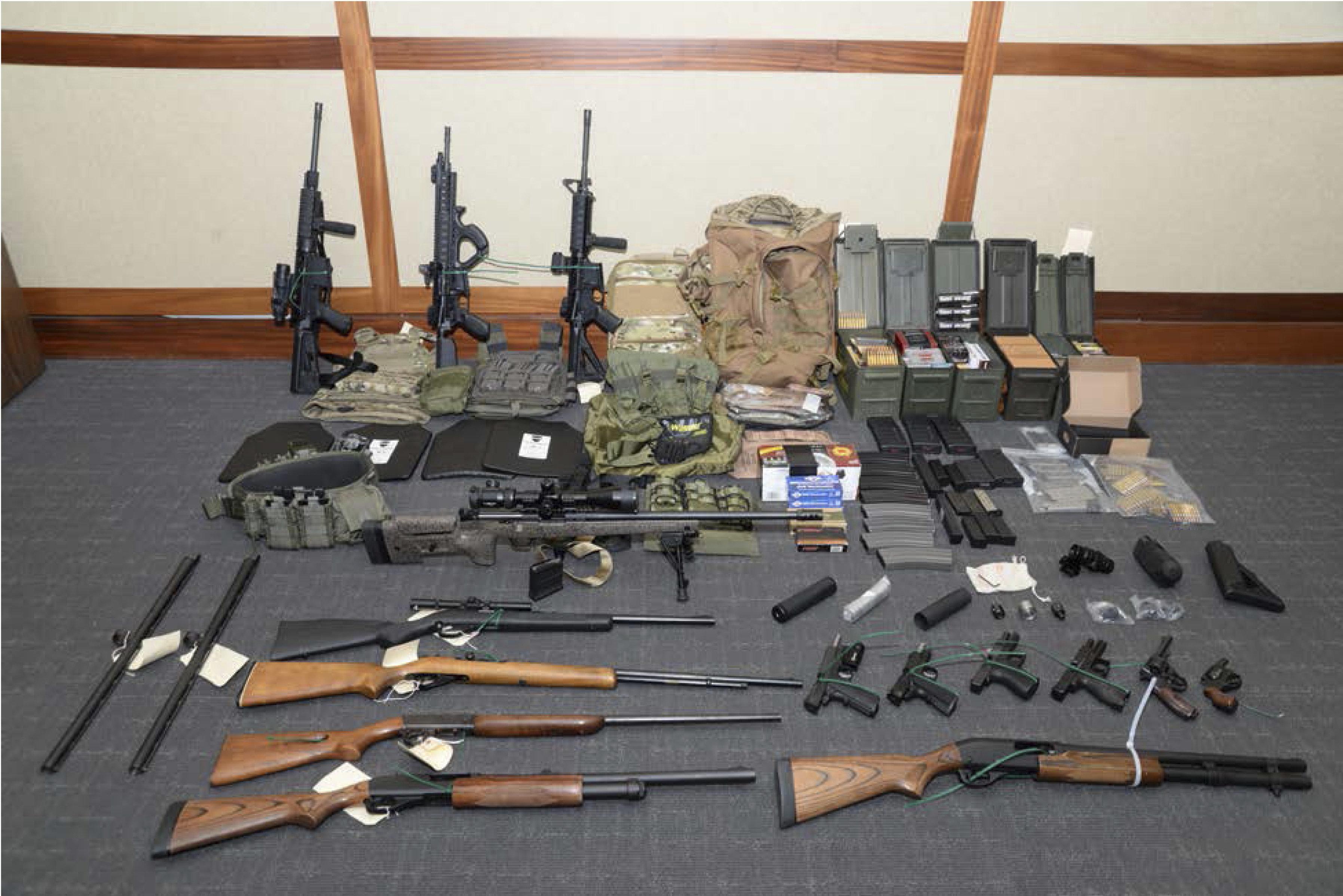 Feds: Racist 'Domestic Terrorist' Coast Guard Lt. Plotted To Kill Dems, Media