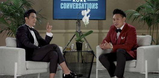 John Cho and Jon M. Chu.
