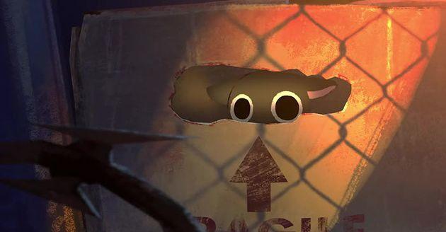 픽사(PIXAR)가 새로운 단편 애니메이션 '킷불'(Kitbull)을